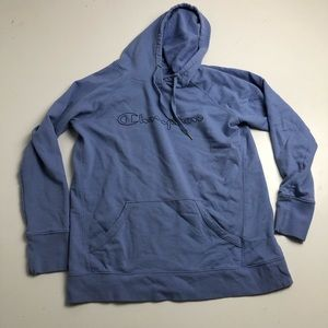 Champion Women's Pullover Hoodie Large